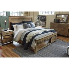 king platform storage bed. Signature Design By Ashley Sommerford Brown Storage Bed King Platform U