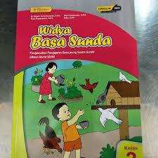 Pembahasan soal tema 2 kelas 4 di halaman 54. Widya Basa Sunda Kls 3 Sd Kurikulum 2013 Revisi Penerbit Tursina Shopee Indonesia