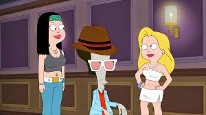 REVIEW AMERICAN DAD VOLUME 11 kevinfoyle