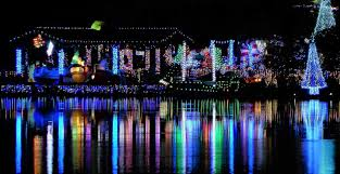 Crazy Train Light Show Where To See Christmas Lights In Orlando Orlando On The Cheap