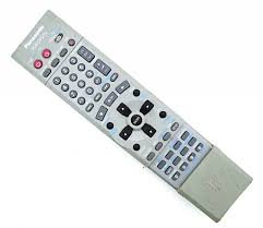 panasonic tv controller. panasonic original eur7615ks0 vcr/dvd/tv remote control tv controller