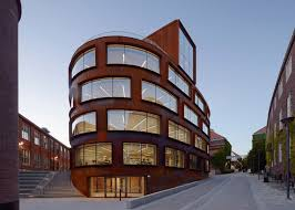 Cor ten steel Dezeen Stockholms Royal Institute Of Technology Corten Steel Iq Metal Gorgeous Corten Facades That Gracefully Withstand The Test Of Time