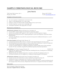 Administrative Assistant Clerical Resume Best Sample Cover Letter