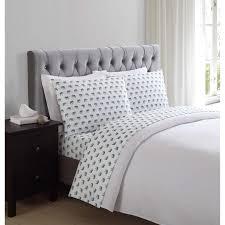 truly soft everyday printed elephants twin xl sheet set