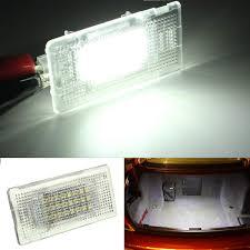 Amazon Com Yise N097 4pcs 24 Led Interior Light Footwell
