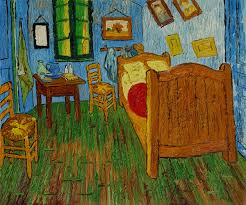 van gogh s works the painting is of a scene that he saw from his window although it is a nighttime scene it was painted from memory during the day