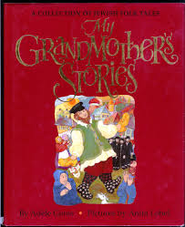 image for my grandmother s stories a collection of jewish folk tales