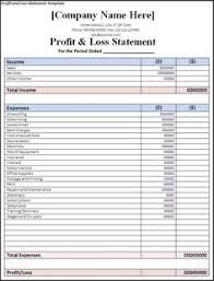 profit and loss form simple 19 best profit and loss statement images profit loss
