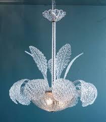 parts 2 murano chandelier chandelier image vintage italian murano barovier vintage