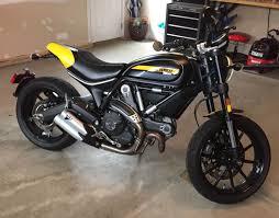 2015 ducati scrambler full throttle 803cc custom cafe racer