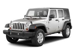 2012 crush jeep wrangler unlimited rubicon suv 4x4 automatic 4 door gas v6 3 6l