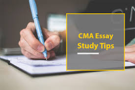 Cma Usa Essay Study Tips Simandhar Education