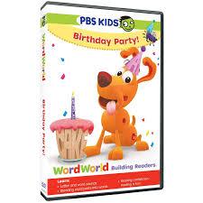 Amazon Com Wordworld Birthday Party Movies Tv