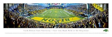North Dakota State Football Stadium North Dakota State