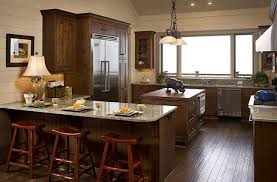 Transitional Kitchen Designs Model