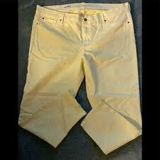 Women The Gap Jeans Size Chart On Poshmark