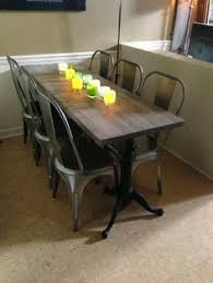 narrow dining tables for sale