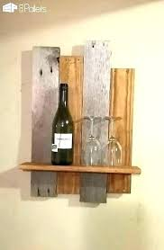 wood pallet shelf wooden shelves s instructions ideas plant love wood shelf