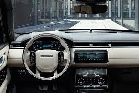 2018 land rover sport svr. Delighful 2018 Range Rover Velar Interior On 2018 Land Rover Sport Svr