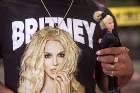 Britney Spears battery case given to ...