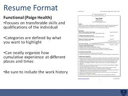 Resume Writing For Public Health Connecting Students To Global