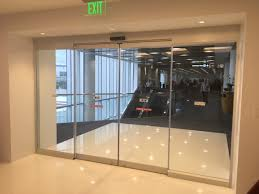 glass sliding door record 5200 series automatic all