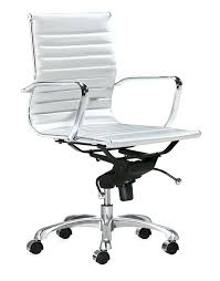 modern desk chair. Modren Modern White Modern Desk Chair Office Chairs Headquarters  Real Estate County Leather Inside
