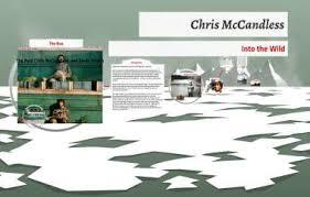 Chris McCandless by Colette Morton