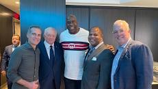Media posted by Earvin Magic Johnson