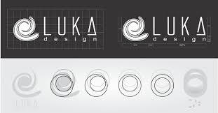Luka Design Lucas Martins Logotipo Luka Design