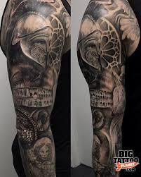 Brigi Fuzes Gladiator Tattoo Big Tattoo Planet