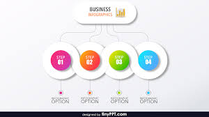 Smartart Powerpoint Organizational Chart 3d Smartart For Powerpoint Free Download