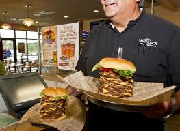 Locals take on Cheeseburger Challenge