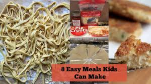 Kids lunch ideas, help for picky eaters and more. 8 Easy Dinner Recipes Kids Can Make