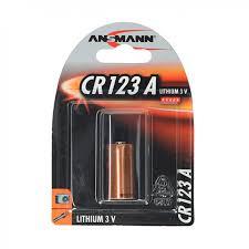 <b>Батарейка CR123A Ansmann</b> 1 шт. купить в Минске ...