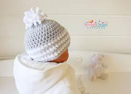 Infant Crochet Hat Pattern Stunning Little Ebook Of Crochet Hat Patterns UK Terms Kerry Jayne Designs