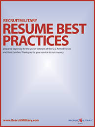 Resume Best Practices Resume Cover Letters Interview Tips Amvets National Headquarters