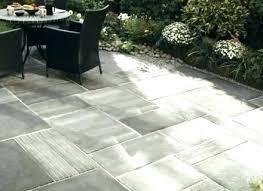 backyard flooring ideas creative patio floor authentic outdoor options india cover eas