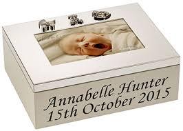 Baby Albums Personalised Baby Albums Keepsake Boxes Photo Frames By Bundles
