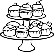 Small Picture images about printables cupcake color sheets on pinterest