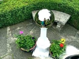 full size of blown glass garden uk german gazing and stands design wizards spheres orbs large