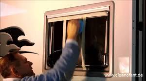 Hand Politur Der Fenster Bei Wohnwagen Und Wohnmobil Youtube