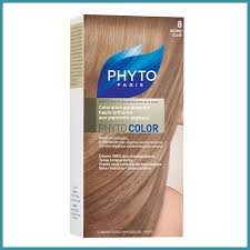 phyto hair color 270865 phyto color 8 light blonde permanent hair dye
