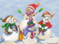 country snowman wallpaper. Modren Snowman Snowmen  By Country Mama Wallpaper This Cute Desktop Is Throughout Country Snowman Wallpaper S