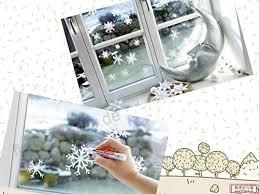 Zesnice 135 Fensterbilder Weihnachten Selbstklebend