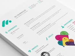 Design Flyers And Headers Online Capranova 51 Best Cv Ideas Images