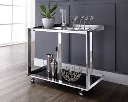 The 25 Best Contemporary Bar Carts Ideas On Pinterest Liquor In Contemporary  Bar Cart Ideas ...