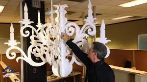 paper chandeliers you