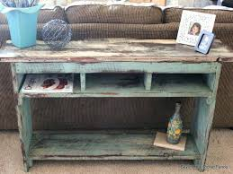diy sofa table plans pallet sofa table diy sofa table with storage plans