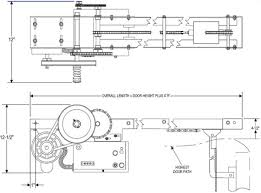 overhead door wiring diagram overhead image wiring power master overhead door operator t model on overhead door wiring diagram